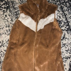 Patagonia fleece vest size medium